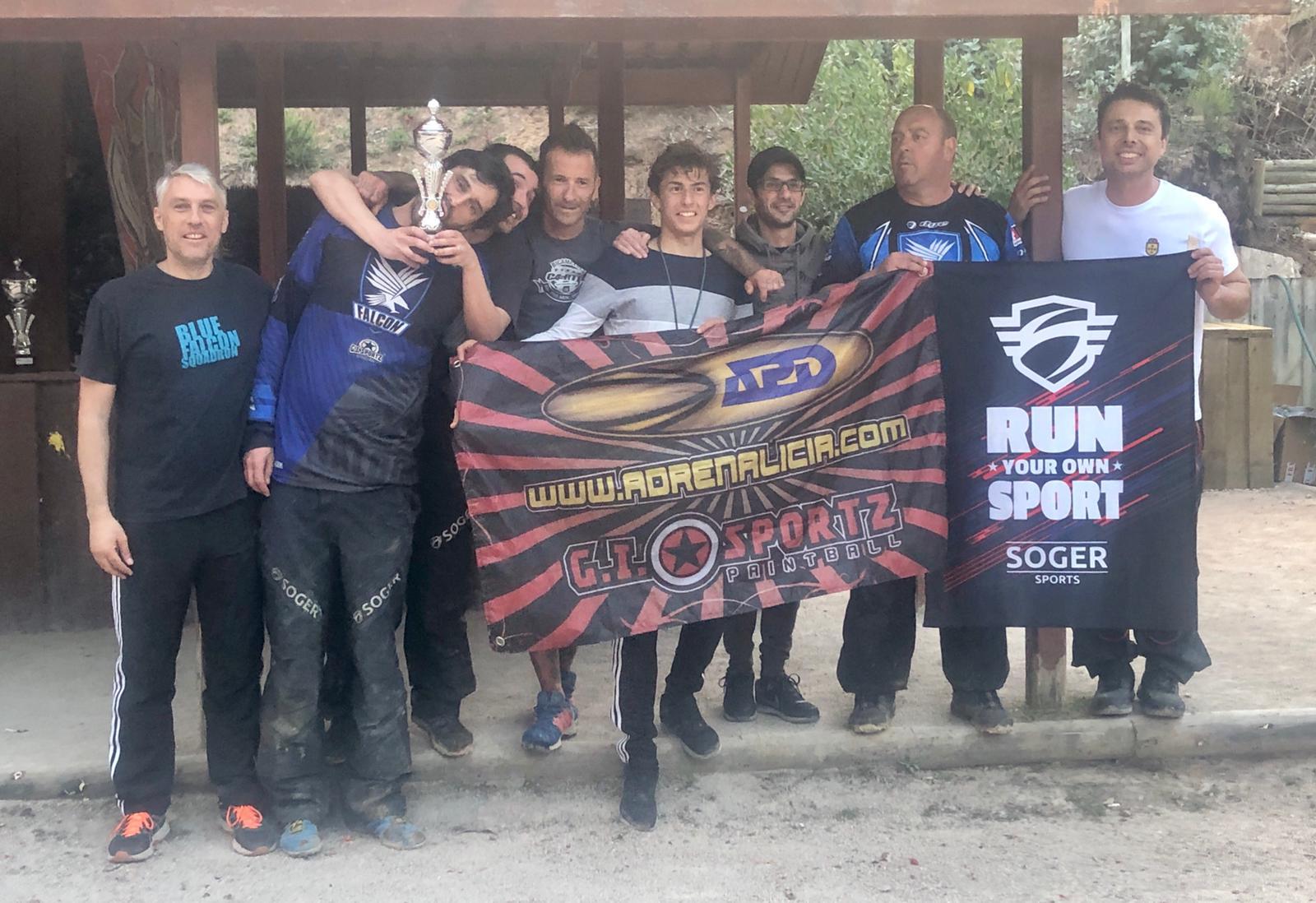 3º Classificado Winner Division - Megacampo
