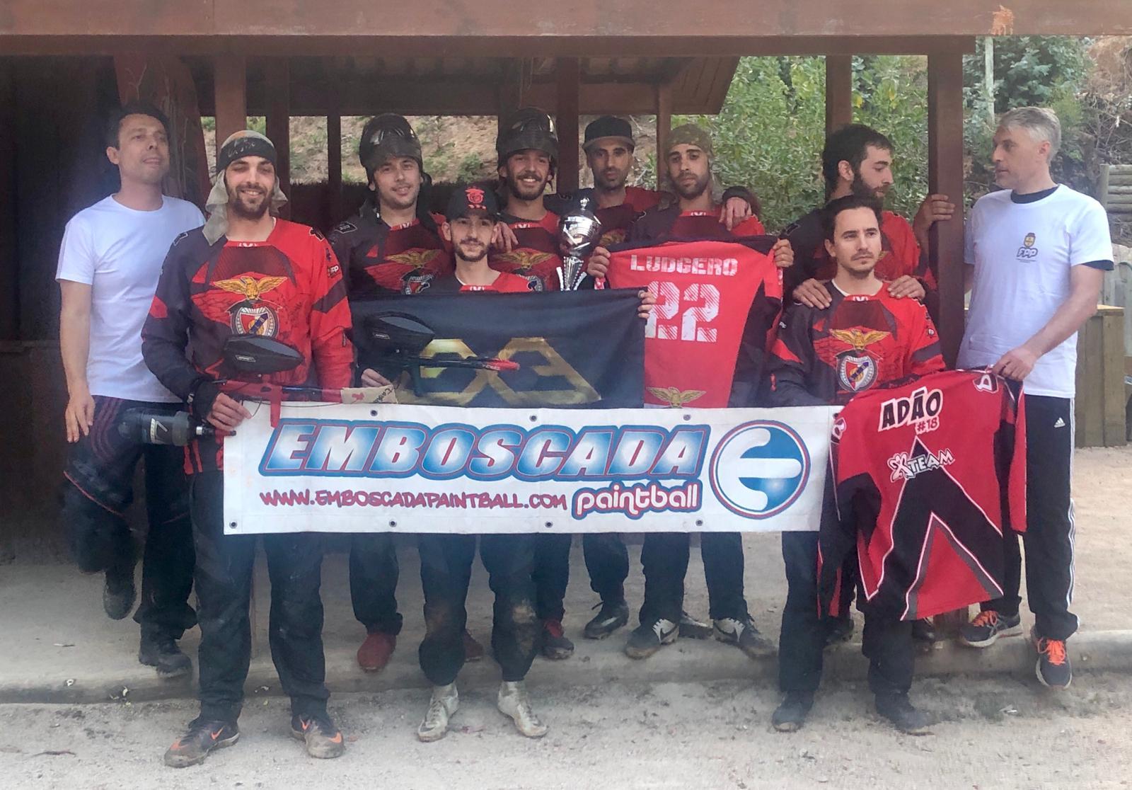 1º Classificado Winner Division - Megacampo
